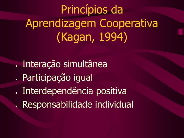 Princípios da