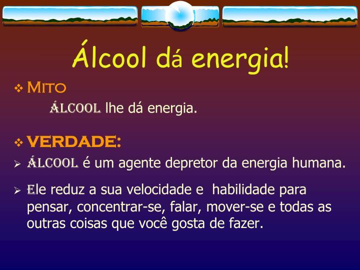 Álcool d
