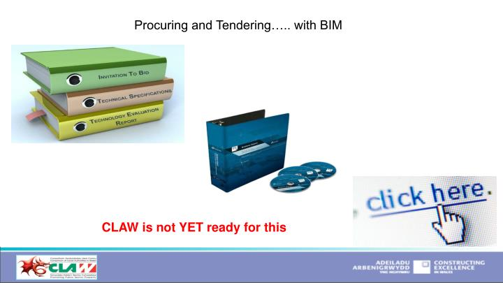 Procuring and Tendering….. with BIM