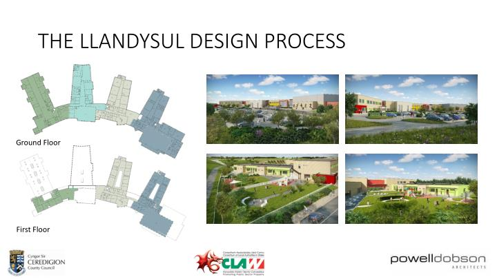 THE LLANDYSUL DESIGN PROCESS
