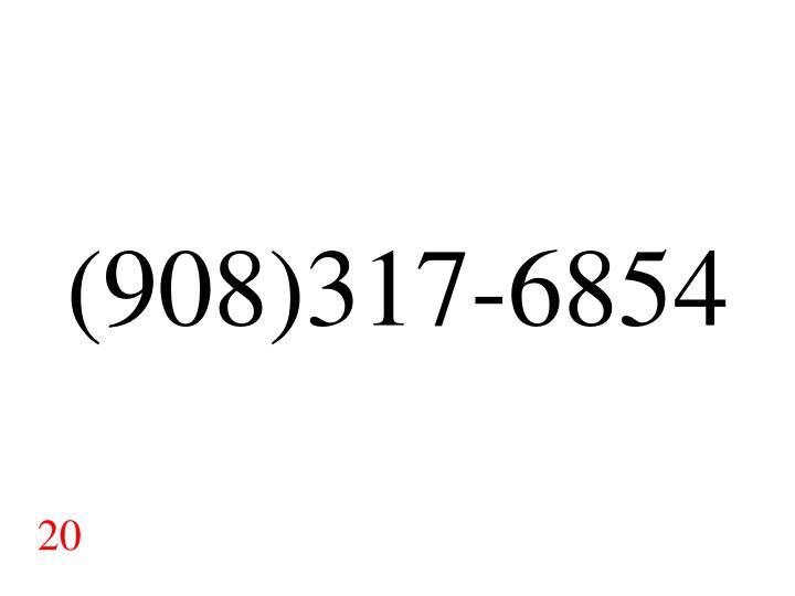 (908)317-6854
