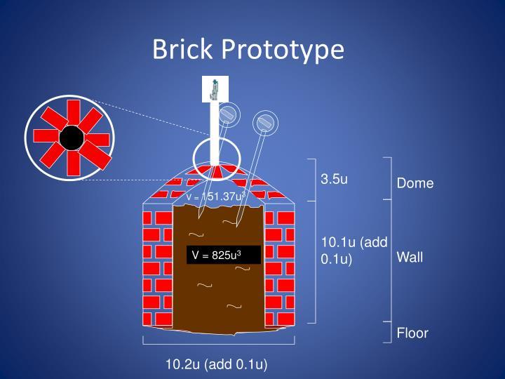 Brick Prototype