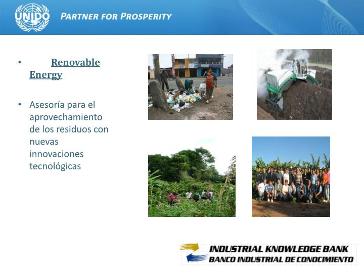 Renovable  Energy