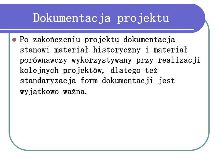 Dokumentacja projektu