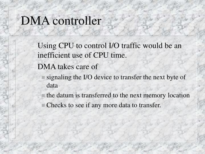 DMA controller