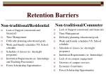 retention barriers1