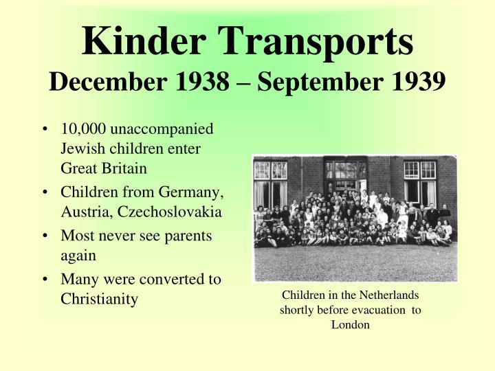 Kinder Transports