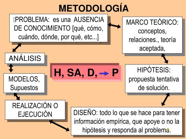 H, SA, D,     P