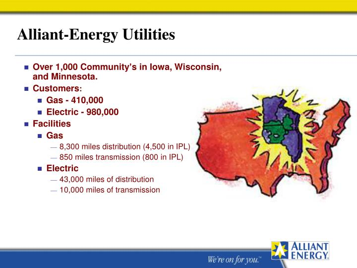 Alliant-Energy Utilities