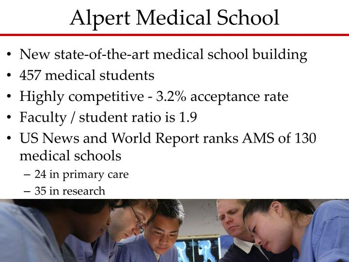 Alpert Medical School