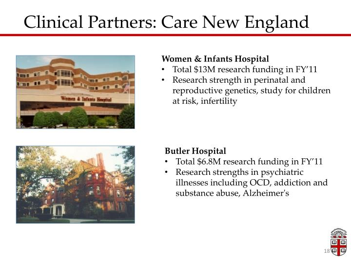Clinical Partners: Care