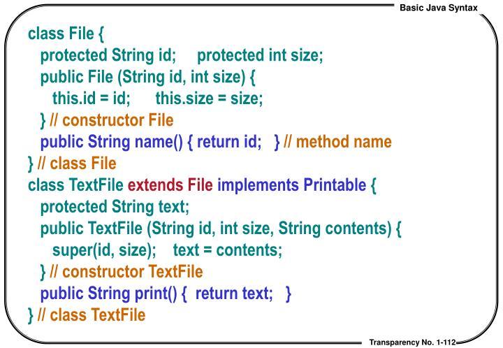 class File {