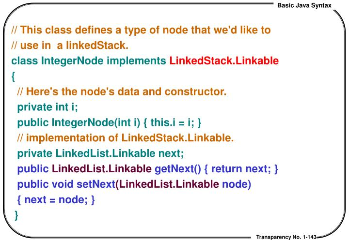 // This class defines a type of node that we'd like to