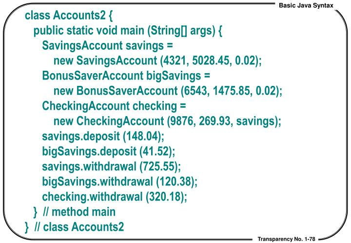 class Accounts2 {