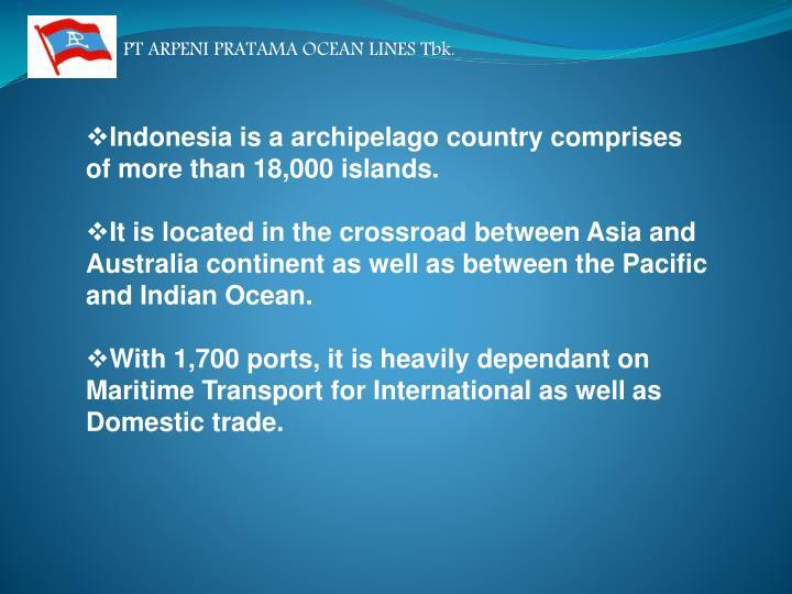 PT ARPENI PRATAMA OCEAN LINES Tbk.