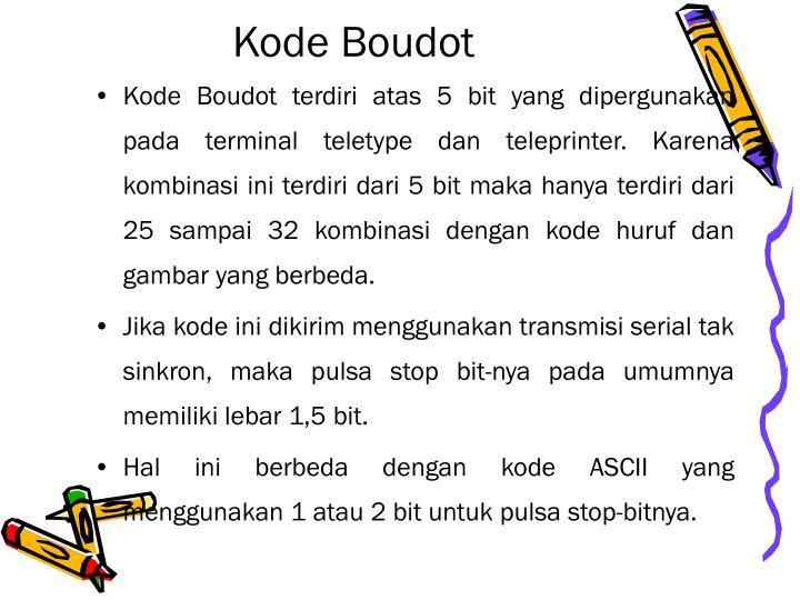 Kode Boudot