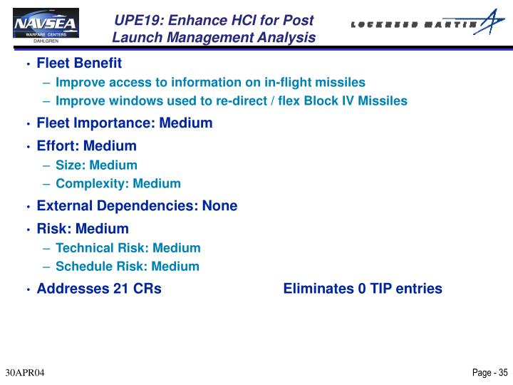 UPE19: Enhance HCI for Post