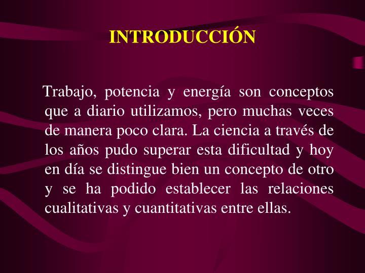 INTRODUCCIN