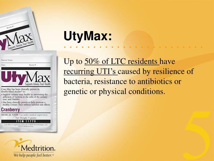 UtyMax: