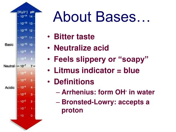 About Bases…