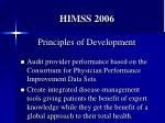 himss 200616