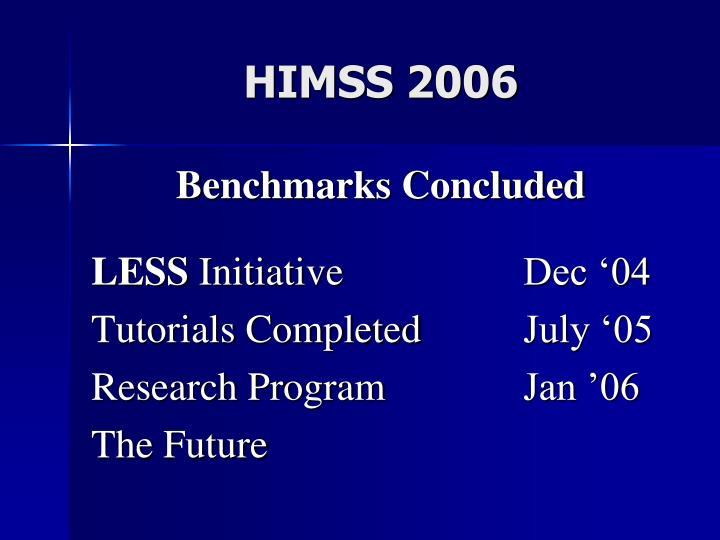 HIMSS 2006