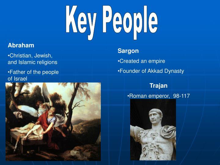 Key People