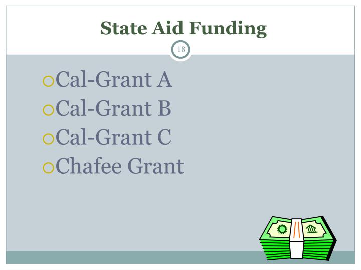State Aid Funding