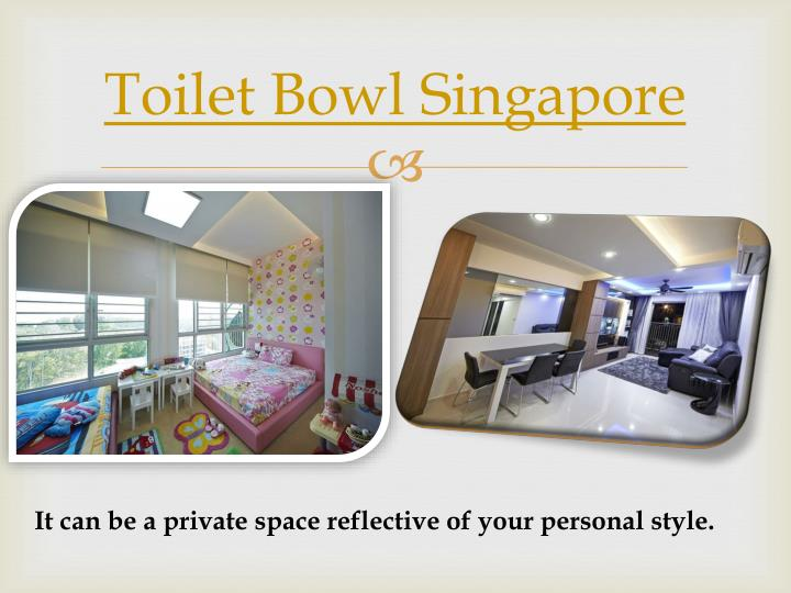 Toilet Bowl Singapore