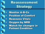 reassessment strategy2