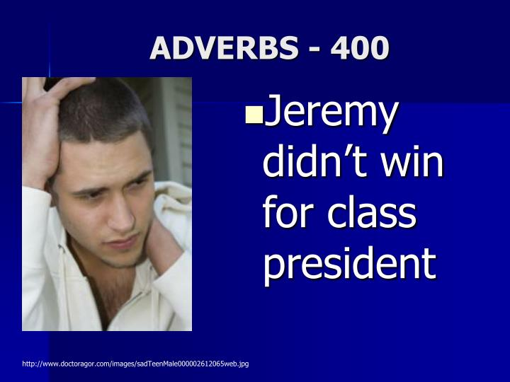 ADVERBS - 400