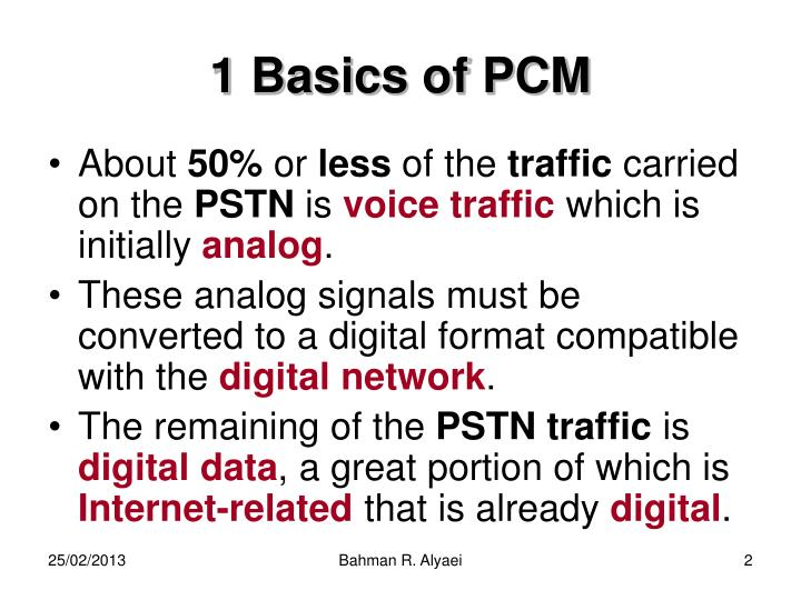 1 basics of pcm