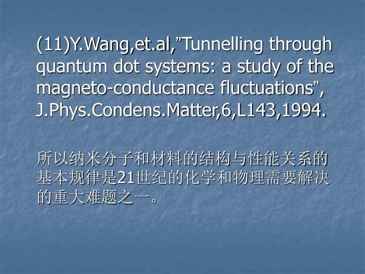 (11)Y.Wang,et.al,