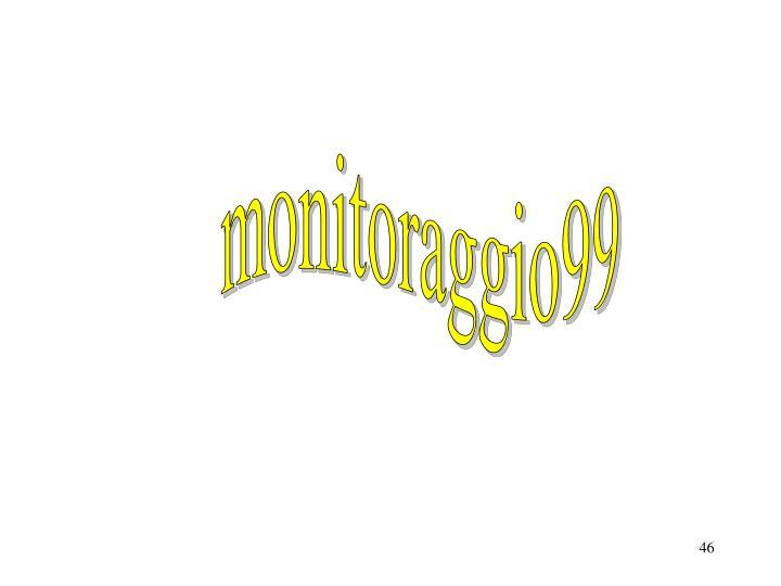 monitoraggio99