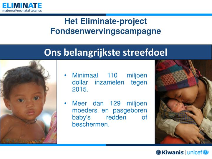 Het Eliminate-project