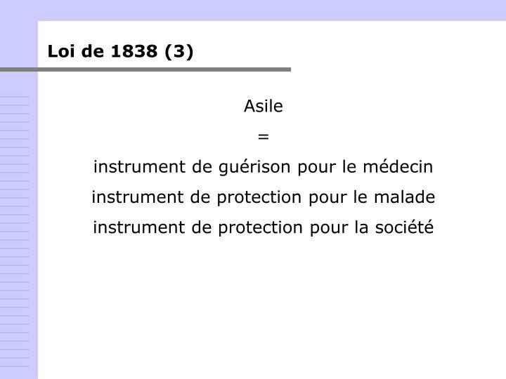 Loi de 1838 (3)