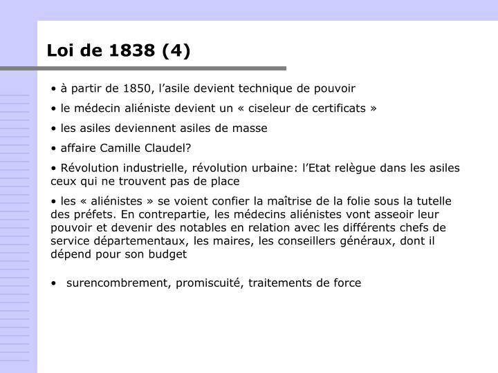 Loi de 1838 (4)