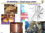 jd shielding small muon wheel