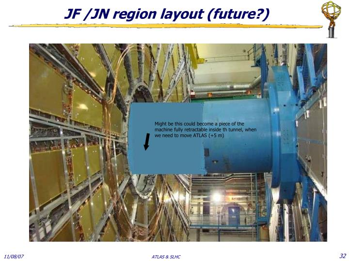 JF /JN region layout (future?)