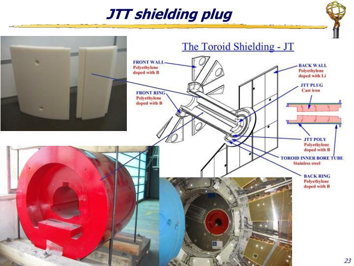 JTT shielding plug