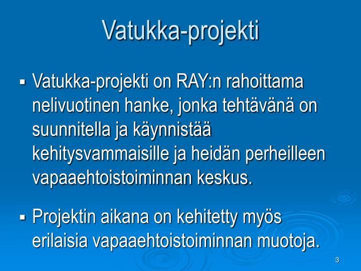 Vatukka-projekti