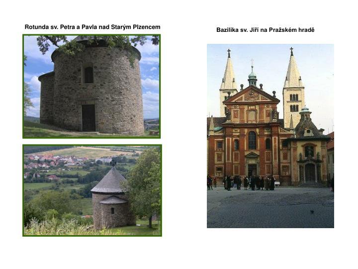 Rotunda sv. Petra a Pavla nad Starým Plzencem
