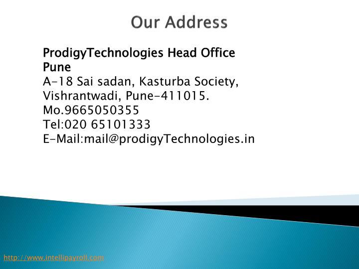 ProdigyTechnologies