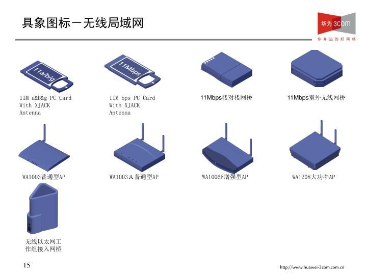 具象图标-无线局域网