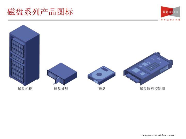 磁盘系列产品图标