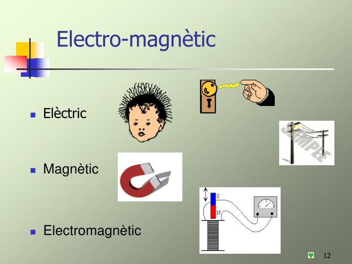 Electro-magnètic