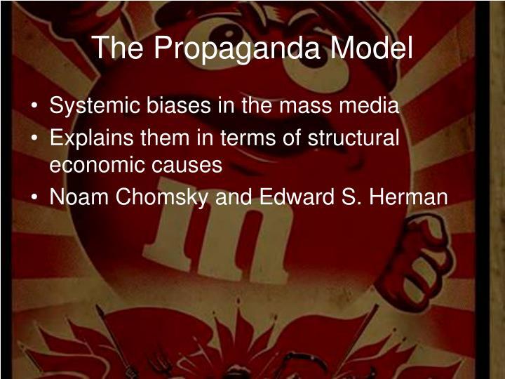The Propaganda Model