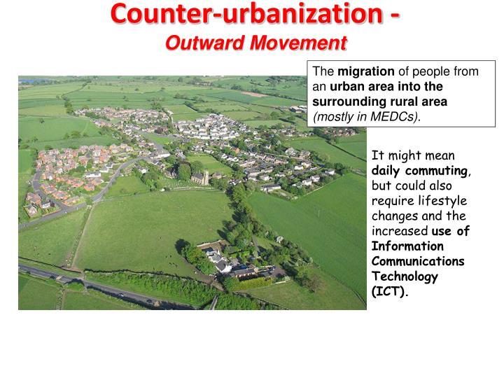 Counter-urbanization -