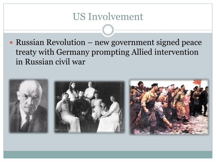 US Involvement
