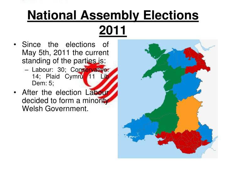 National Assembly Elections 2011